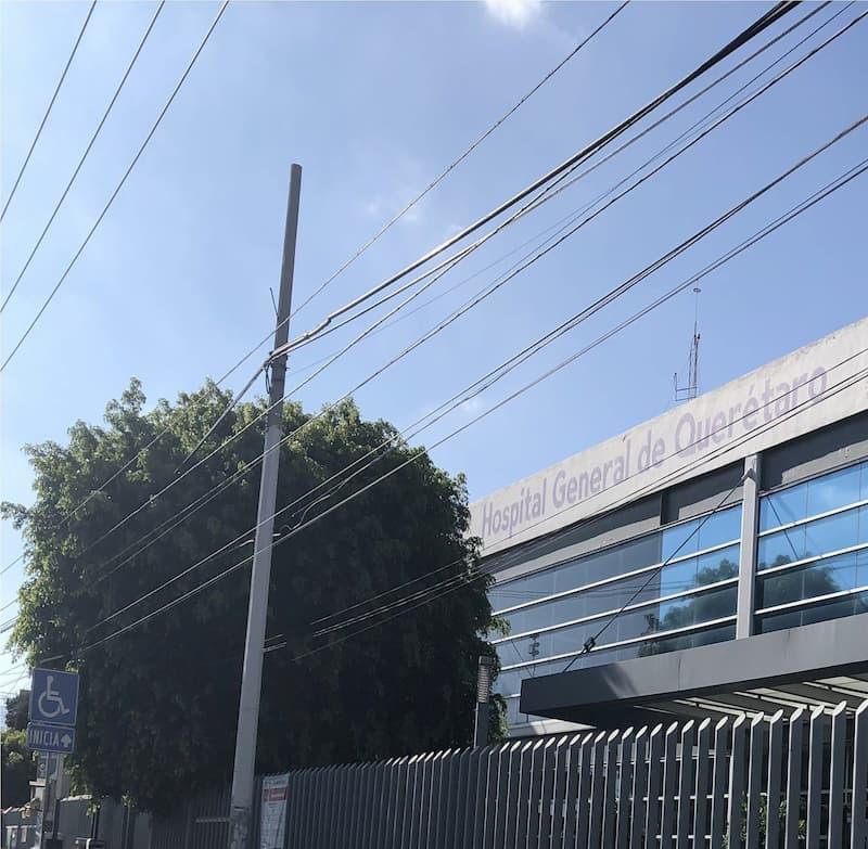 Recuperación favorable de paciente de 61 años con COVID-19 en Hospital General de Querétaro