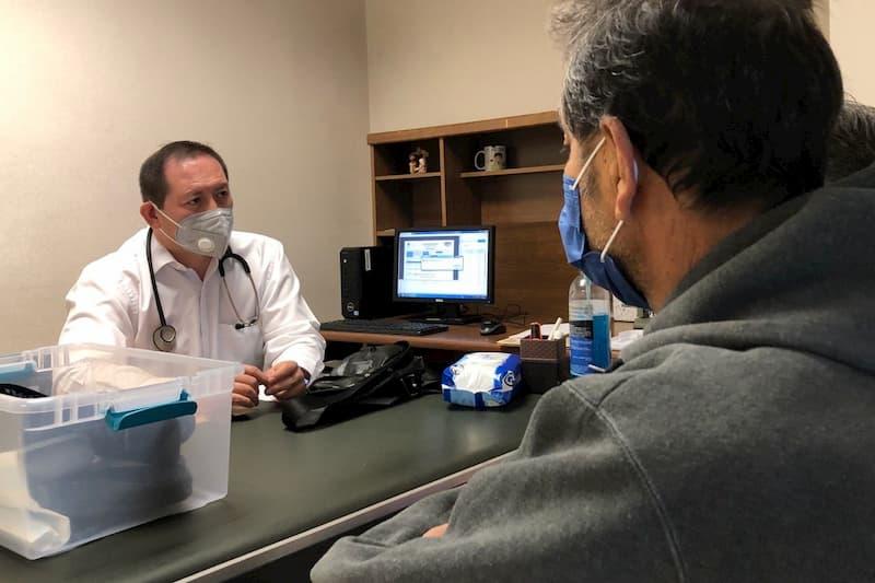 Recuperacion favorable de paciente de 61 anos con COVID 19 en Hospital General de Queretaro 2