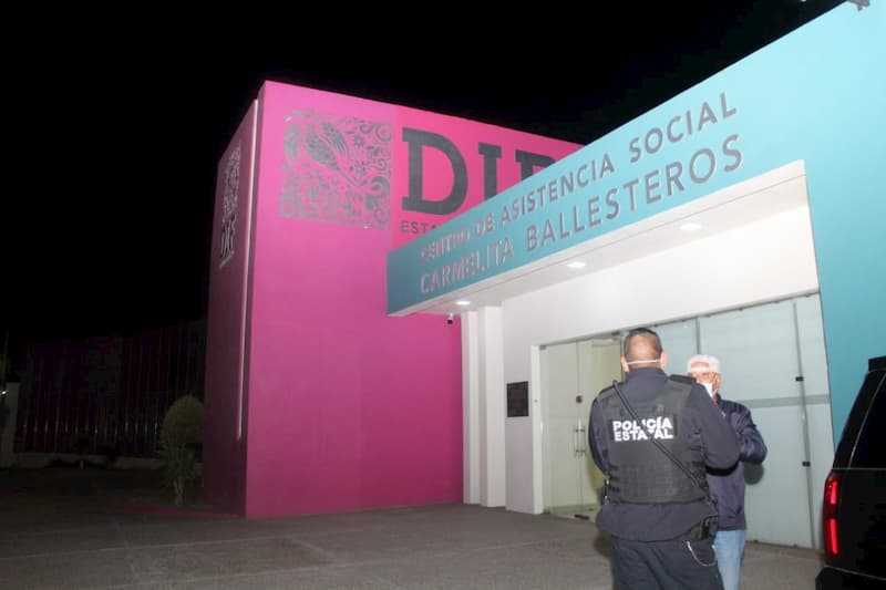 Rescatan exitosamente a adolescentes del CAS Carmelita Ballesteros