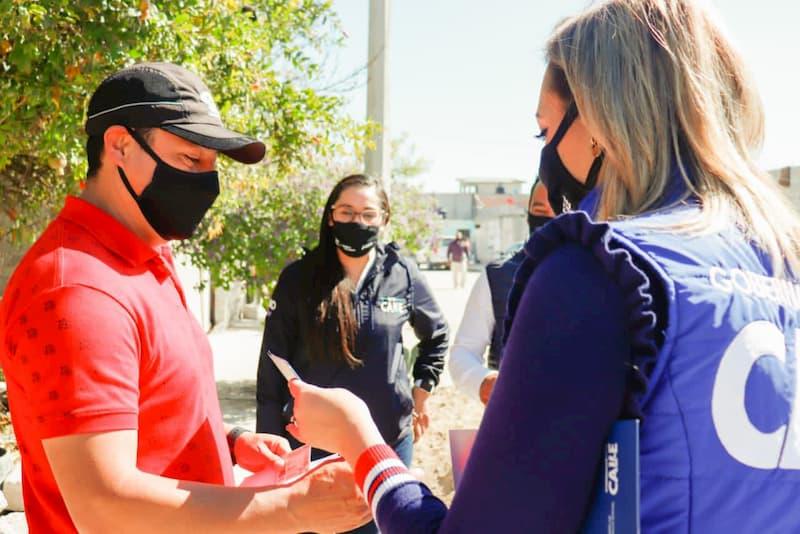 SEDESOQ encabezó 3ra entrega de escrituras en la Colonia Monarcas I, Querétaro