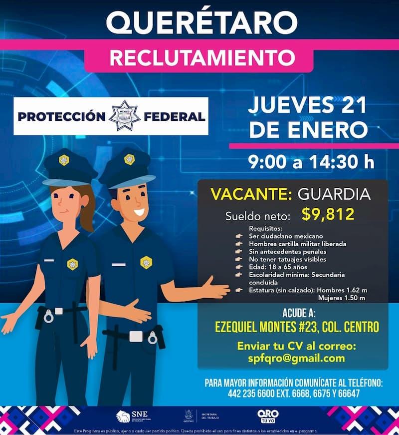 3ra bolsa de empleo virtual para el municipio de San Juan del Rio 2
