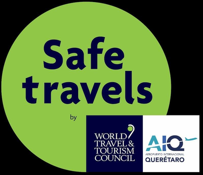 AIQ obtiene el sello Safe Travels