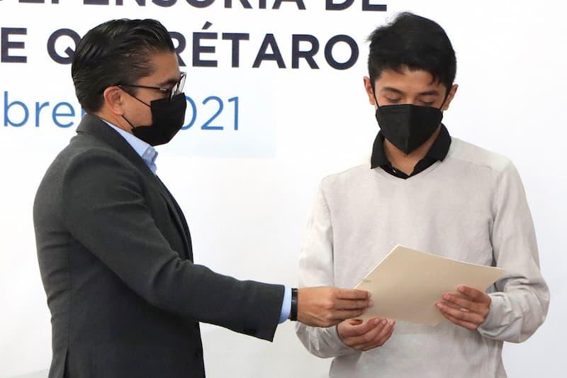 Municipio de Corregidora y Defensoría de Derechos Humanos firmaron convenio