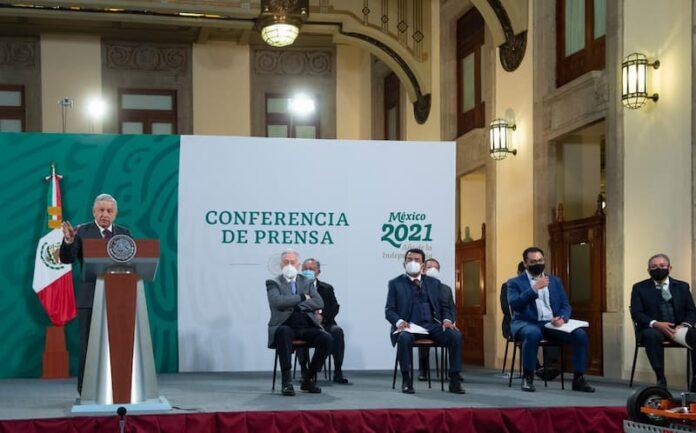 Presidente AMLO pide ahorro de energía eléctrica