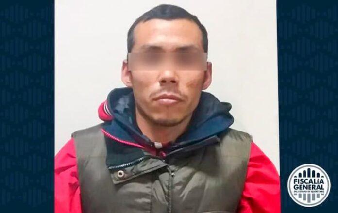 Prisión preventiva para sujeto por agresión a una mujer en Querétaro