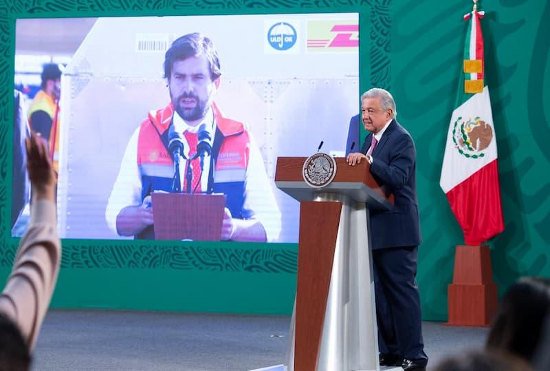 Una vez que empiece Campeche vamos a ir incorporando a otros estados: AMLO