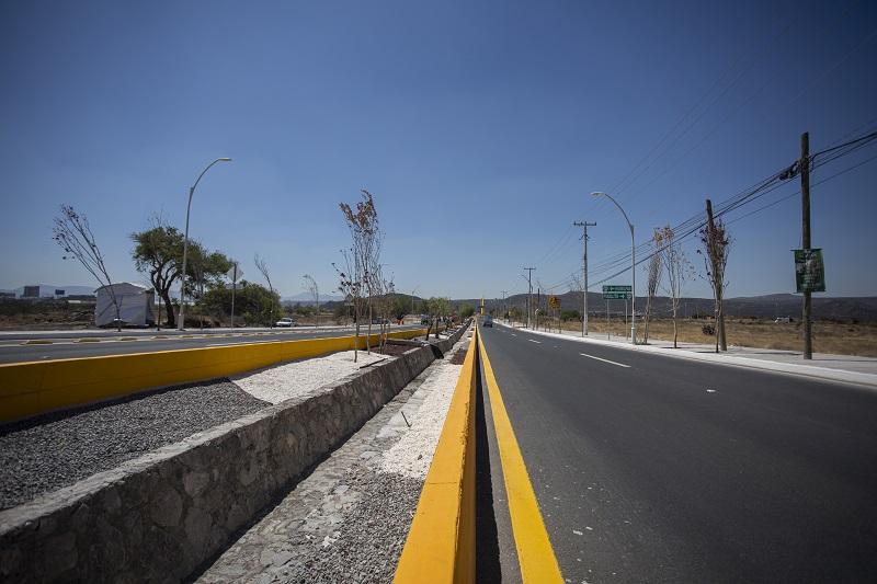 Gobernador de Querétaro entregó obras en Corregidora