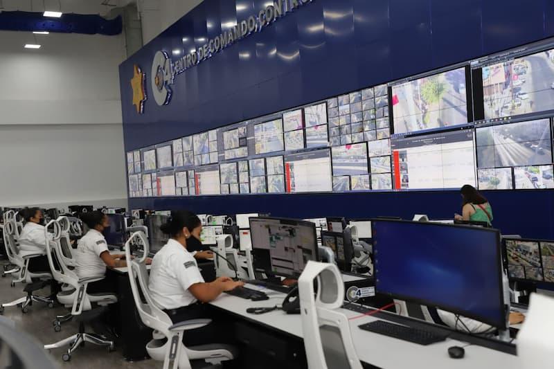 9-1-1 del municipio de Querétaro recibe en promedio 18 mil llamadas a la semana