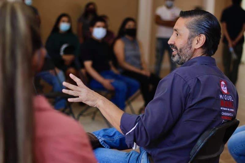 Miguel Nava Alvarado visitó los municipios de Corregidora y Huimilpan