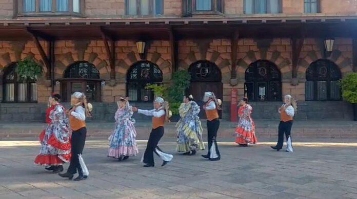 Finaliza celebración del Día Internacional de la Danza Querétaro 2021