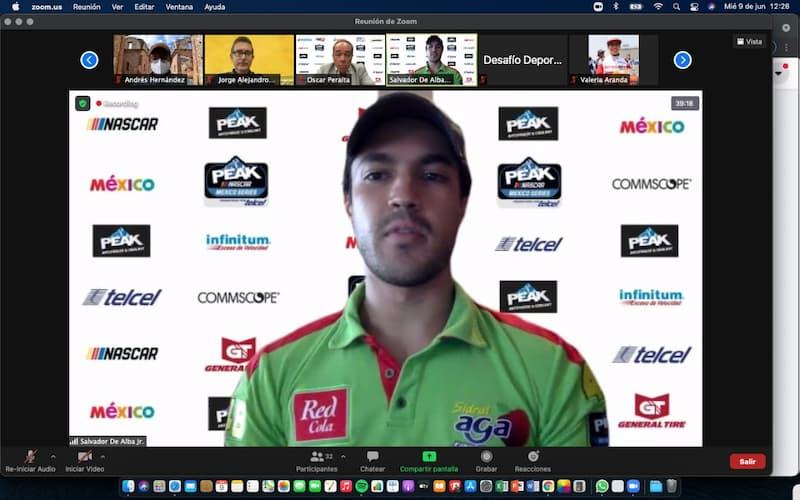 Realizarán 2da fecha de NASCAR PEAK México en Querétaro