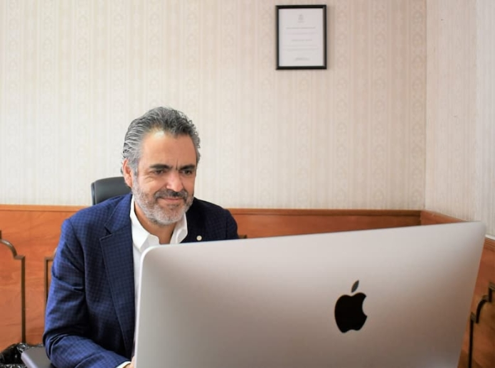 Anuncia Secretario del Trabajo nueva modalidad de vinculación laboral en Querétaro
