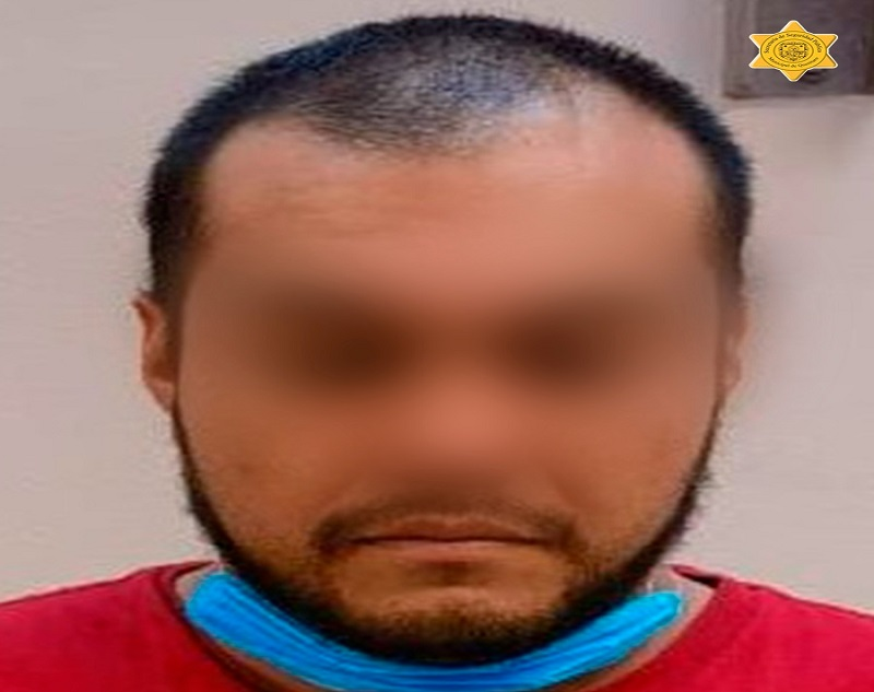 Aseguran a sujeto por robar pertenencias de una vivienda en Huertas Don Manuel, QRO