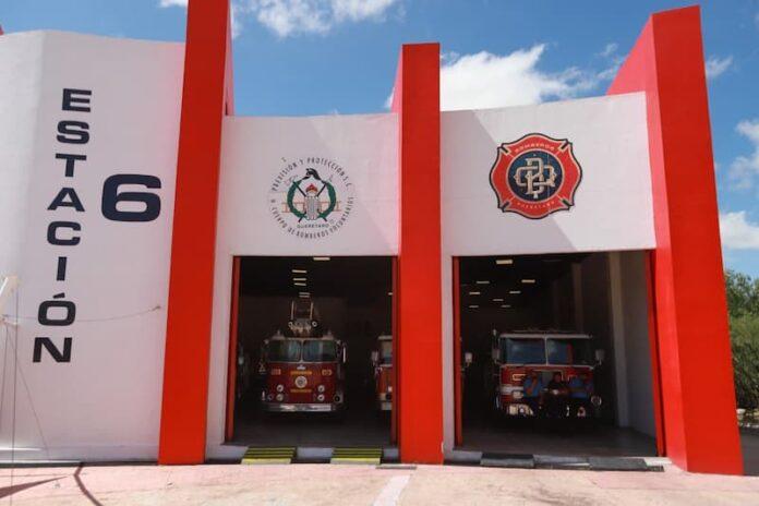 Municipio de Querétaro inauguró la sexta Estación de Bomberos