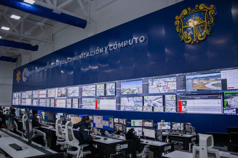 A un año de operación del C4, hablan los hechos en materia de seguridad, Luis Nava