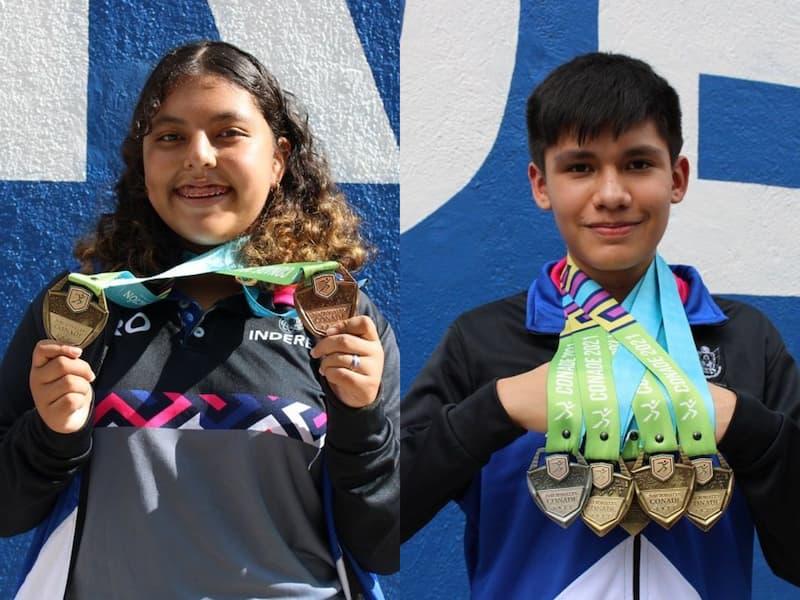 Ajedrecistas queretanos se llevaron 7 medallas en los Nacionales Conade