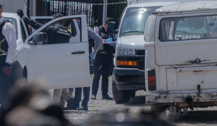 Aseguran a sujeto relacionado con la muerte de una mujer en la capital del estado de QRO