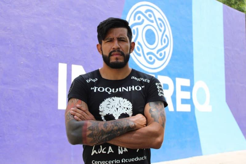 David Jessel Briones, queretano que busca llegar a la UFC