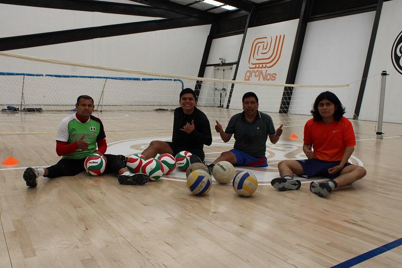 Equipo queretano de voleibol sentado busca nuevos jugadores 2