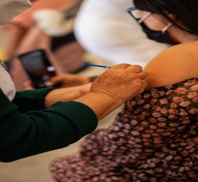 Estado de Queretaro con el 91 de su poblacion vacunada contra COVID 19 1