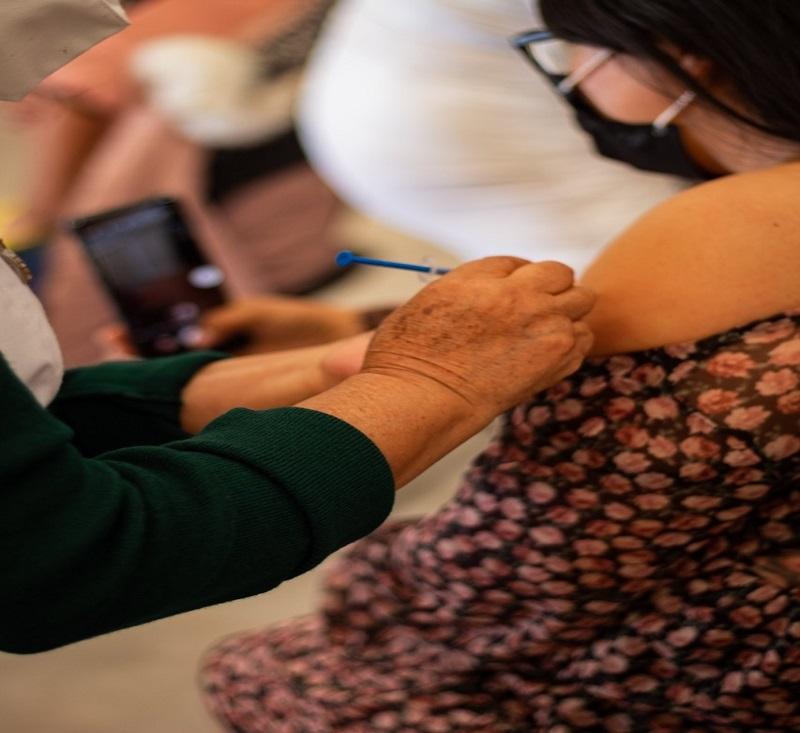Estado de Querétaro con el 91% de su población vacunada contra COVID-19