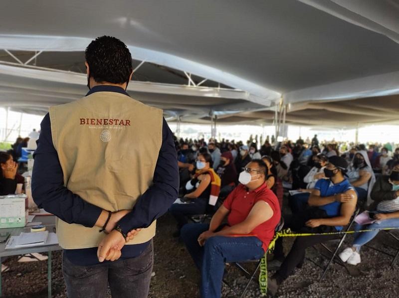 Estado de Queretaro con el 91 de su poblacion vacunada contra COVID 19 3