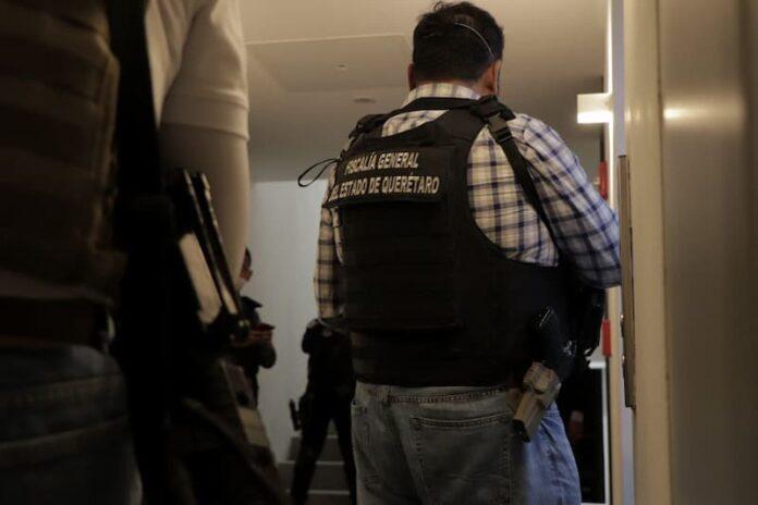 Fiscalia asegura a sujeto por homicidio en San Antonio de la Punta QRO