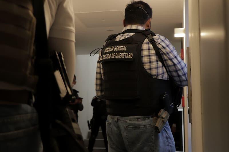 Fiscalía asegura a sujeto por homicidio en San Antonio de la Punta, QRO