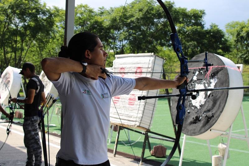 Javier Rojas arquero queretano se prepara para proximo ciclo olimpico 1