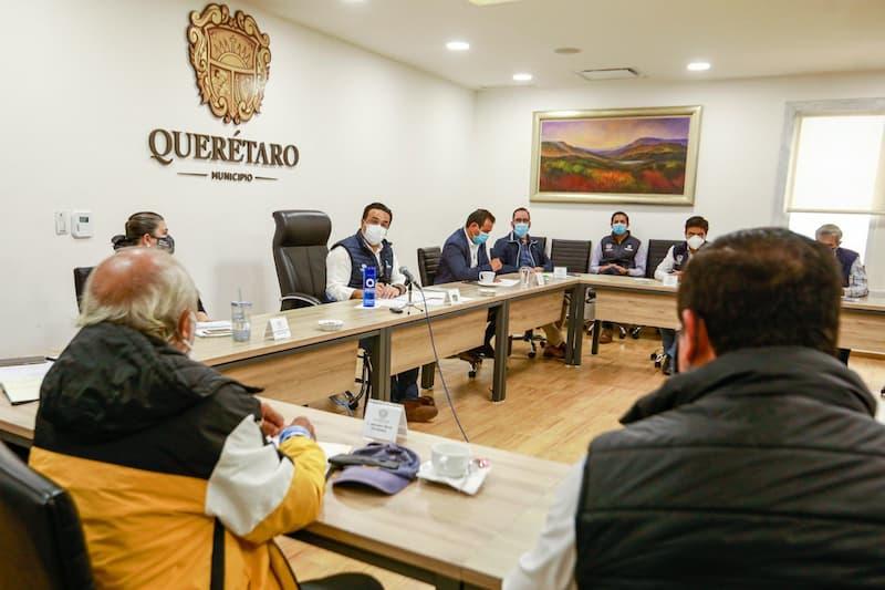 La seguridad se consolida de la mano de la ciudadanía, Luis Nava