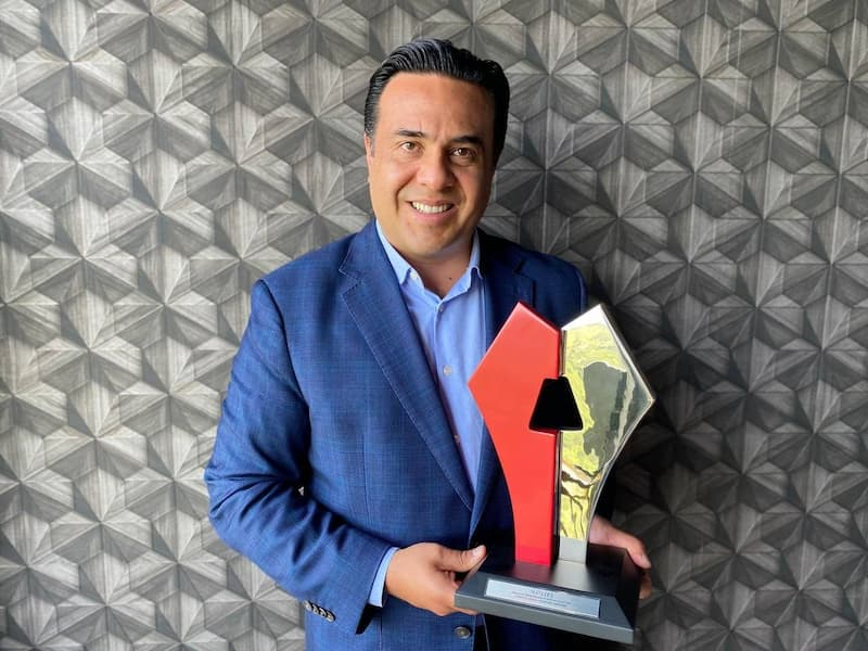 Luis Nava recibe Premio de Alcaldes de México por Mejores Prácticas de Gobiernos Locales