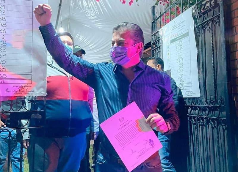 Ratifican triunfo de Toño Mejía Lira en Tequisquiapan