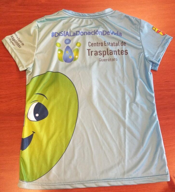 Se llevo a cabo con exito la 6ta Carrera Virtual Familiar en Pro de la Donacion de Organos y Tejidos 2