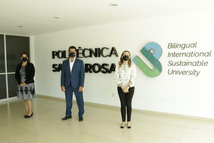 UPSRJ asistira al Internationalization strategies to improve HEI academic quality