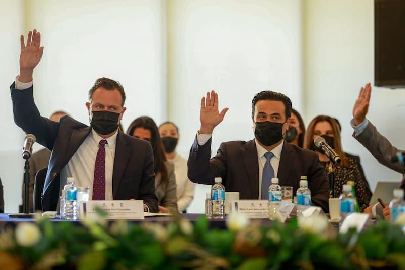 Luis Nava participó en el Consejo Directivo de la CEA