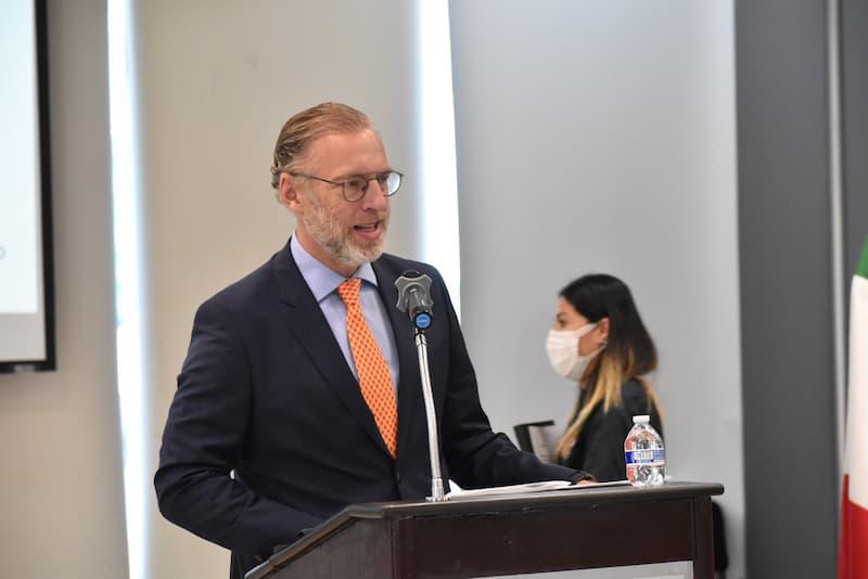 SEDESU presentó la ponencia 'Perspectivas de Desarrollo Sustentable en Querétaro'