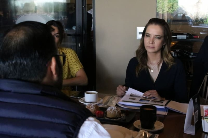 Secretaria de Turismo se reunio con empresarios del sector en Tequisquiapan 1
