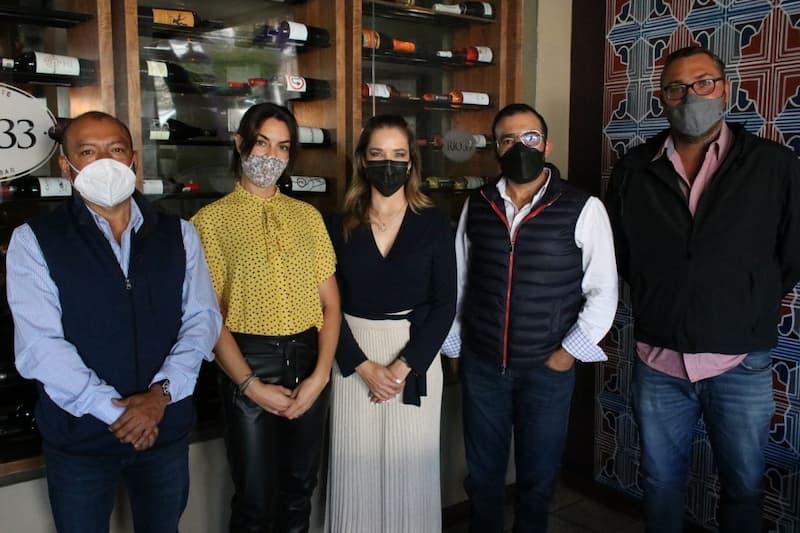 Secretaría de Turismo se reunió con empresarios del sector en Tequisquiapan